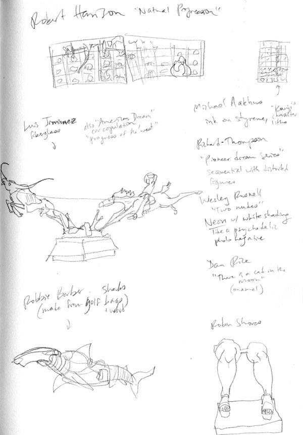 Anderson museum sketches 2