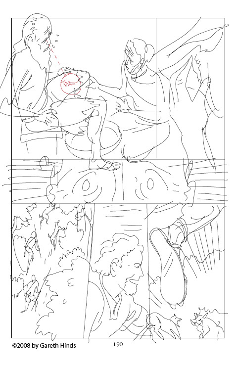 Odyssey rough layout page 190