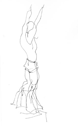 The Donkey Show, sketch 3