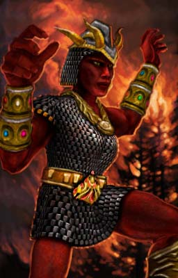 neverwinter fire giant - photo #28